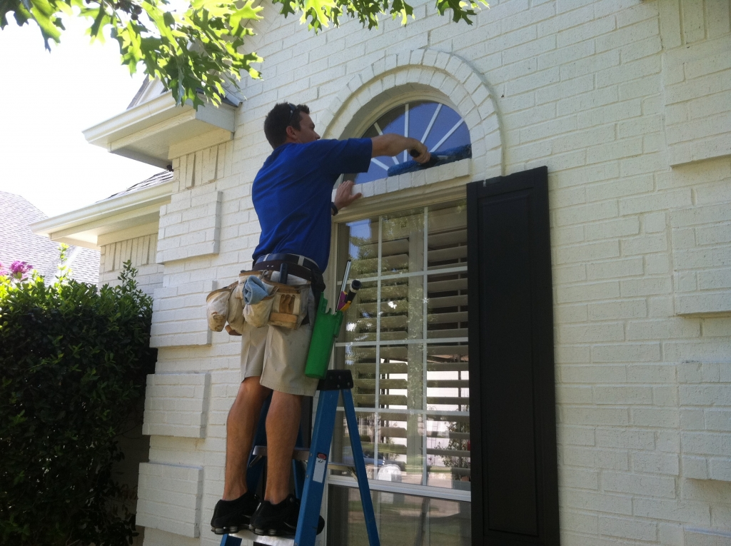 Window Cleaning Services : Tradecor services painting pressure washing window cleaning